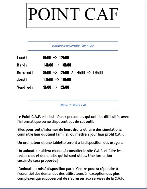 Connaitre Quotient Familial Caf Dateline Live